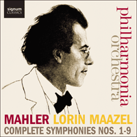 SIGCD363 - Mahler: The Complete Symphonies