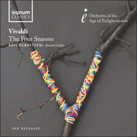 SIGCD377 - Vivaldi: The Four Seasons