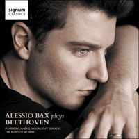 SIGCD397 - Beethoven: Alessio Bax plays Beethoven