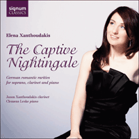 SIGCD398 - The Captive Nightingale