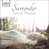 SIGCD419 - Surrender - Voices of Persephone