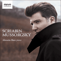 SIGCD426 - Scriabin: Piano Sonata No 3; Musorgsky: Pictures from an exhibition