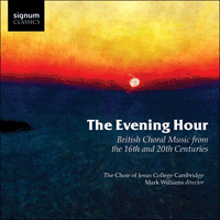 SIGCD446 - The Evening Hour