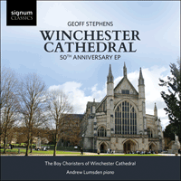 SIGCD449 - Stephens: Winchester Cathedral