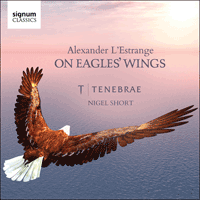 SIGCD454 - L'Estrange: On eagles' wings & other sacred music