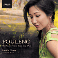 SIGCD455 - Poulenc: Works for Piano Solo and Duo