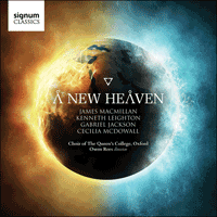 SIGCD475 - A New Heaven