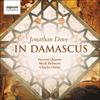 SIGCD487 - Dove: In Damascus & other works
