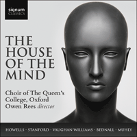 SIGCD491 - Howells: The house of the mind & other choral works