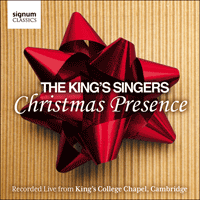SIGCD497 - The King's Singers Christmas Presence