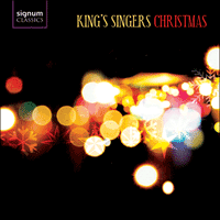 SIGCD502 - Christmas with the King's Singers