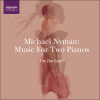 SIGCD506 - Nyman: Music for two pianos