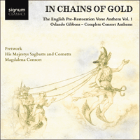 SIGCD511 - Gibbons: In chains of gold