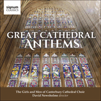 SIGCD514 - Great Cathedral Anthems