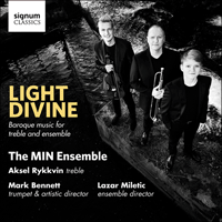 SIGCD526 - Light Divine