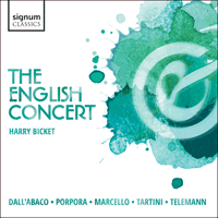 SIGCD549 - Concerti by Telemann, Tartini & others