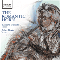 SIGCD556 - The romantic horn