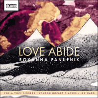SIGCD564 - Panufnik (R): Love abide & other choral works