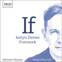 SIGCD586 - Nyman & Purcell: If & other songs