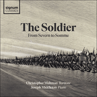 SIGCD592 - The Soldier