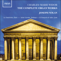 SIGCD596 - Widor: The Complete Organ Works