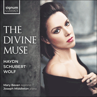 SIGCD606 - Haydn, Schubert & Wolf: The divine muse