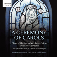 SIGCD627 - A Ceremony of Carols