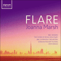 SIGCD644 - Marsh: Flare & other works