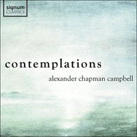 SIGCD816 - Campbell: Contemplations