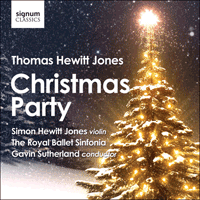 SIGCD821 - Hewitt Jones: Christmas Party