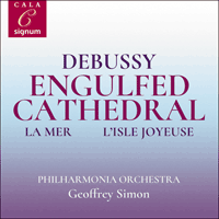SIGCD2092 - Debussy: Engulfed Cathedral