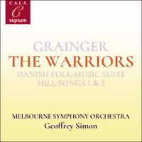 SIGCD2164 - Grainger: The warriors & other orchestral works
