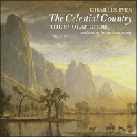 CKD203 - Ives: The Celestial Country & other choral works