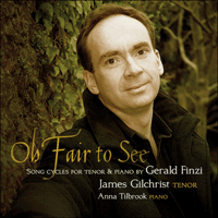 CKD253 - Finzi: Oh fair to see & other songs