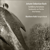 CKD356 - Bach: Goldberg Variations & other works