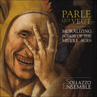 CKD529 - Parle qui veut - Moralizing songs of the Middle Ages