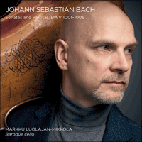 CKD548 - Bach: Sonatas and Partitas