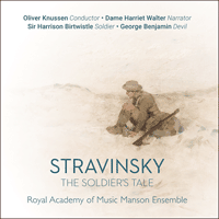 CKD552 - Stravinsky: The soldier's tale & other works
