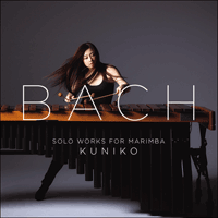 CKD585 - Bach: Solo works for marimba