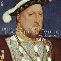 CDGIM209 - The Tallis Scholars sing Tudor Church Music, Vol. 1