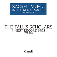 GIMBX302 - Sacred Music in the Renaissance, Vol. 2