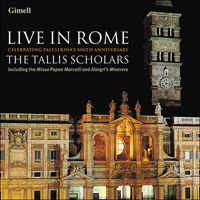 GIMDP903 - The Tallis Scholars Live in Rome