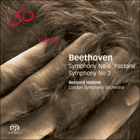 LSO0582 - Beethoven: Symphonies Nos 2 & 6