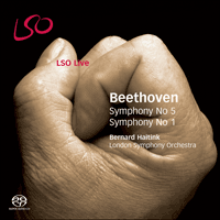 LSO0590 - Beethoven: Symphonies Nos 1 & 5