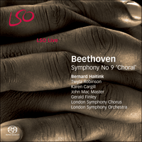 LSO0592 - Beethoven: Symphony No 9