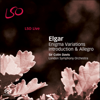 LSO0609 - Elgar: Enigma Variations and Introduction & Allegro