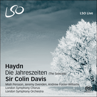 LSO0708 - Haydn: The seasons