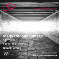 LSO0744 - Turnage: Speranza & From the Wreckage