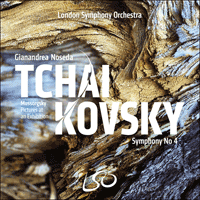 LSO0810-D - Tchaikovsky: Symphony No 4; Musorgsky: Pictures from an exhibition