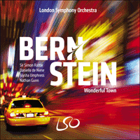 LSO0813-D - Bernstein: Wonderful Town